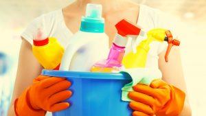 חומרי ניקיון - פנסיה לעוזרות בית