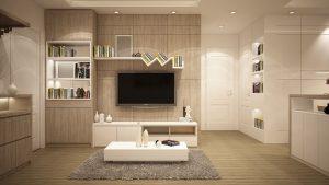 סלון דירה – ביטוח מבנה