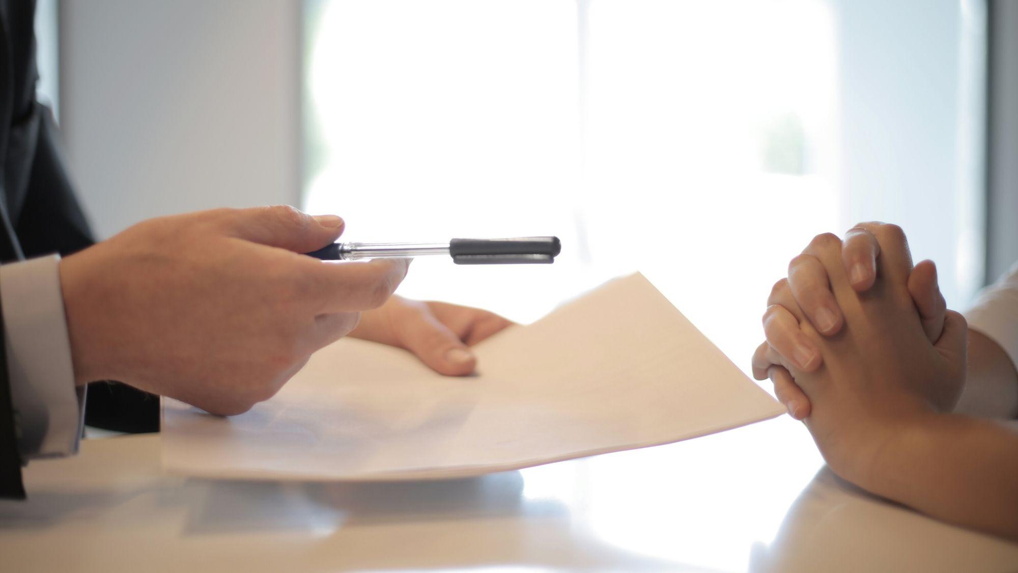 חתימה - הלוואות כנגד חיסכון