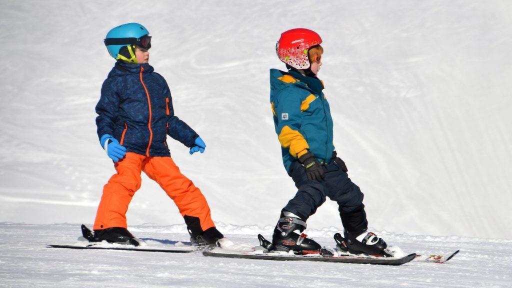 ילדים בסקי – ביטוח לחופשת סקי